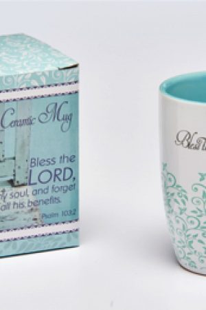 Bouquet of Blessings Ceramic Mug & Gift Box